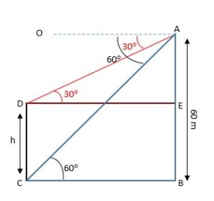 height and distance questions
